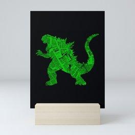Japanese Monster - II Mini Art Print