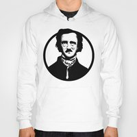poe Hoodies featuring Poe by Zombie Rust