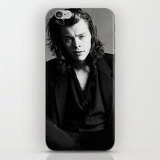 Harry Styles Model iPhone Skin
