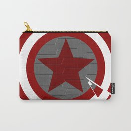 grey Shield Carry-All Pouch