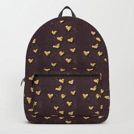 My Golden Heart Backpack
