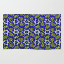 Earth and Water Rug