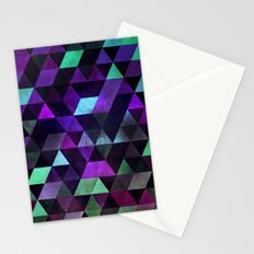 dyrk tyme Stationery Cards