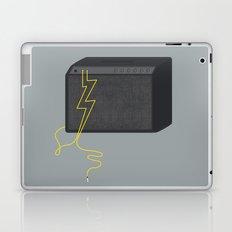 Electric/Acoustic Lightning Laptop & iPad Skin