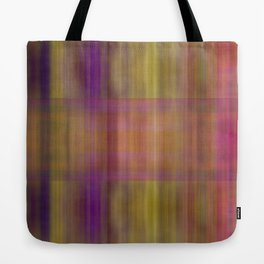 Paddy O's Party Plaid Tote Bag