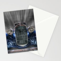 Old Merc Stationery Cards