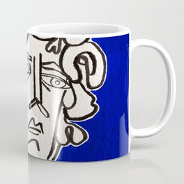 David Michelangelo statue Coffee Mug