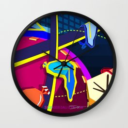 Salvador Dali x Dik Low (The Persistence of Memory) Wall Clock