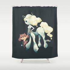 centaurette Shower Curtain