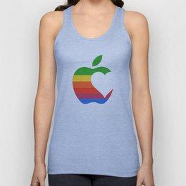 Apple Love Unisex Tank Top