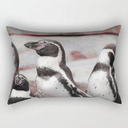 penguins Rectangular Pillow