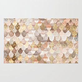 MERMAID GOLD Rug