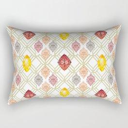 Gemma Atrium Graphic Art Rectangular Pillow