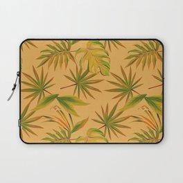 Leave Pattern Laptop Sleeve