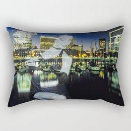 tango argentino Rectangular Pillow