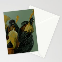 Nevermore Orchestra Stationery Cards