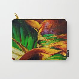 Pandanus in the Tropics Carry-All Pouch