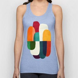 The Cure For Sleep Unisex Tank Top