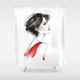 Mimi Shower Curtain