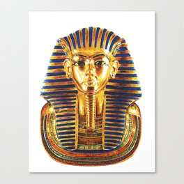 King Tut Forever Gold Canvas Print