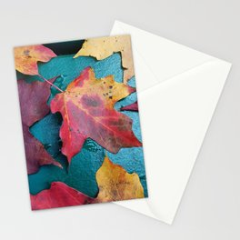WithrowLeaves Stationery Cards