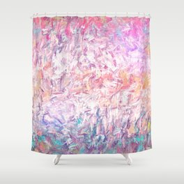Color Me Surprised Shower Curtain