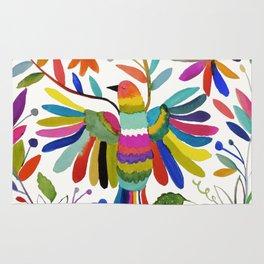 otomi bird Rug