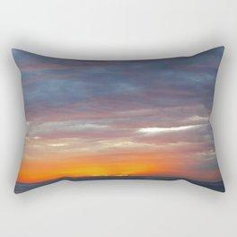 Soft Clouds Rectangular Pillow