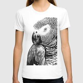 African Parrot T-shirt
