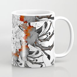Earth Form Spiral Coffee Mug