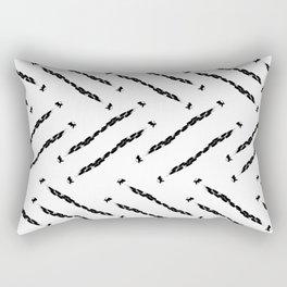 Kamehame Rectangular Pillow