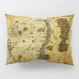 Eriador & Rhovanion Pillow Sham