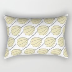 Provolone (cheese pattern) Rectangular Pillow