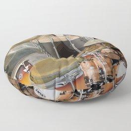 Percussion Instruments Floor Pillow