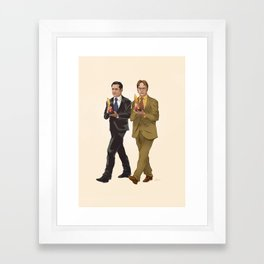 The Office Framed Art Print