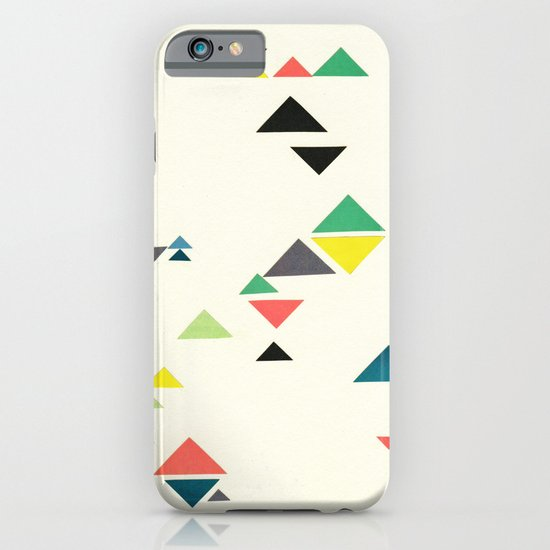 Triangles iPhone & iPod Case