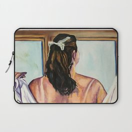 And, Everything She Is Not Laptop Sleeve