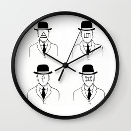 Son of Mars Wall Clock