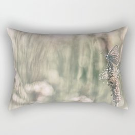 Keep an eye on the world around you.... Rectangular Pillow