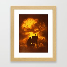 Disasterpiece Framed Art Print