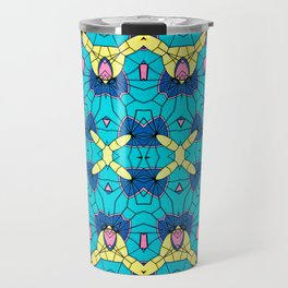 Geo-Brights Travel Mug