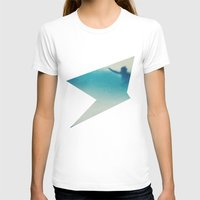 surf T-shirts featuring Surf by Martin Evans
