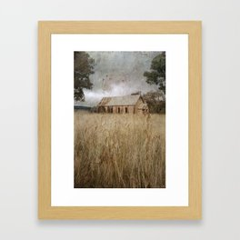 Dripstone Church Framed Art Print