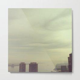 Sky Study - 54 Metal Print