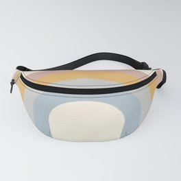 The Rainbow of Calm Fanny Pack