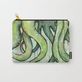 Cthulhu Green Tentacles Carry-All Pouch