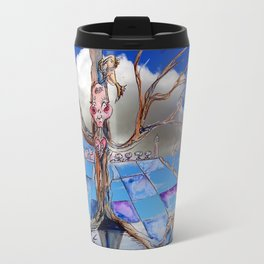 Jester B's Tree Travel Mug
