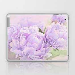 Lavender Peonies Laptop & iPad Skin