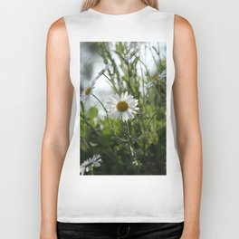 Irish daisy Biker Tank