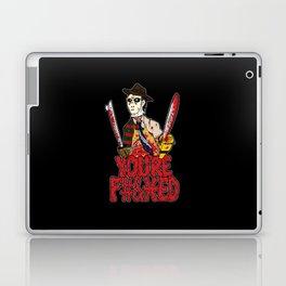 Slasher Mash (NSFW) Laptop & iPad Skin